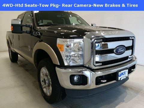 2014 Ford F-250SD Lariat